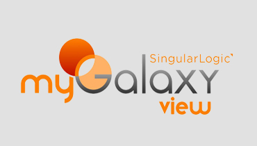 SingularLogic MyGalaxy view